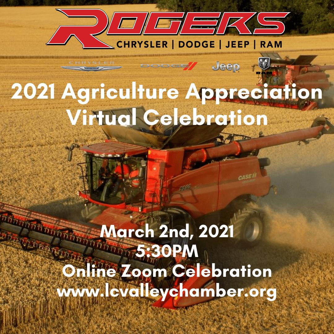 2021 Agriculture Banquet