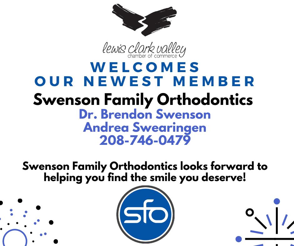 Swenson New member